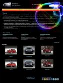 Сайт салона автопроката